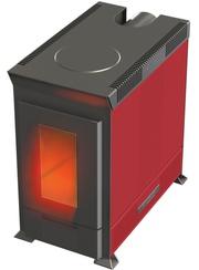 Отопительная печь Теплодар Матрица для дровяного отопления дома,  дачи.