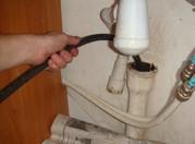 Чистка засоров труб канализации.тел 80296806350
