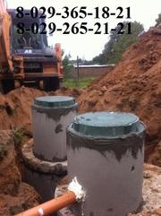 канализация на даче