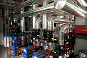 Обслуживание систем отопления,  диагностика,  наладка систем