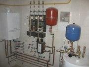 Сантехнические работы,  отопление,  водоснабжение,  канализация
