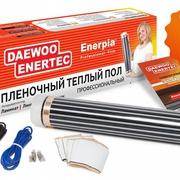 Электрический теплый пол - инфракрасная пленка