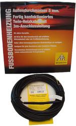 Теплый пол Arnold Rak нагревательный кабель  двужильный