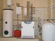 Отопление и водоснабжение под ключь