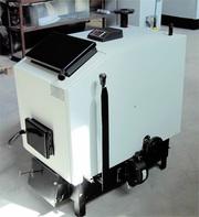 КОТЕЛ твердотопливный пиролизный (газогенераторный) Гомель