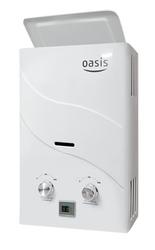 Газовая бездымоходная колонка OASIS B-12W
