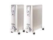 Радиатор масляный электрический Tермия H0715,  (1500 Вт,  7 секций)